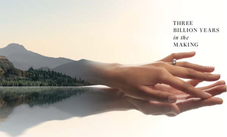 'Journey' Ad Campaign Tells the Timeless and Epic Story of Natural Diamonds